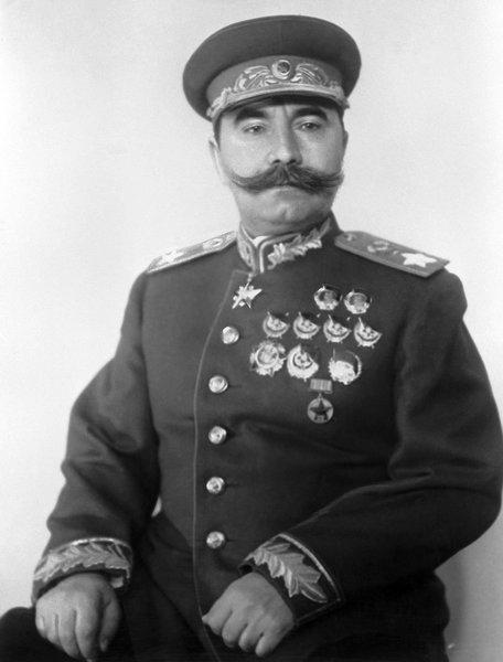 Буденный: маршал который не выиграл ни одной битвы во времена ВОВ