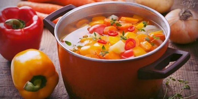 Полюбите есть суп