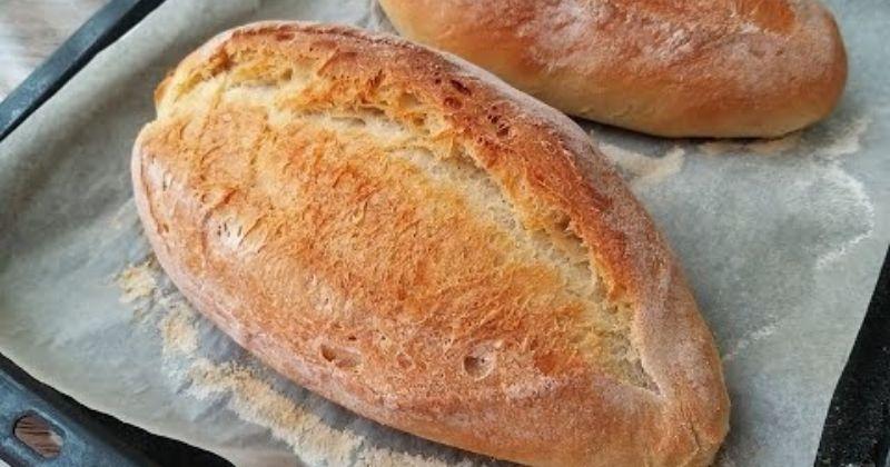 Новый способ: печём ароматный хлеб сами