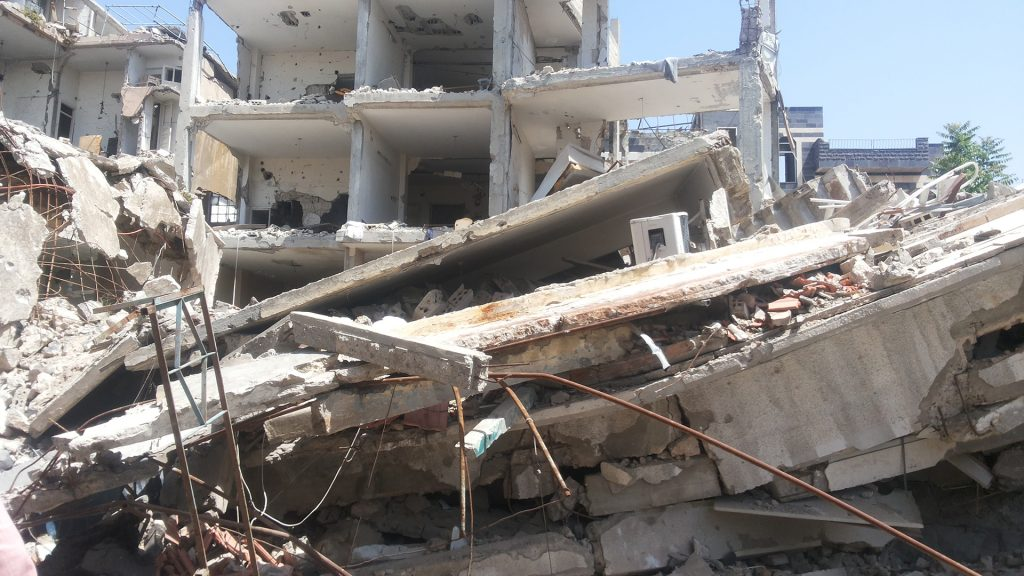 СМИ: сирийская армия зачистила от террористов кварталы Аль-Букемаля