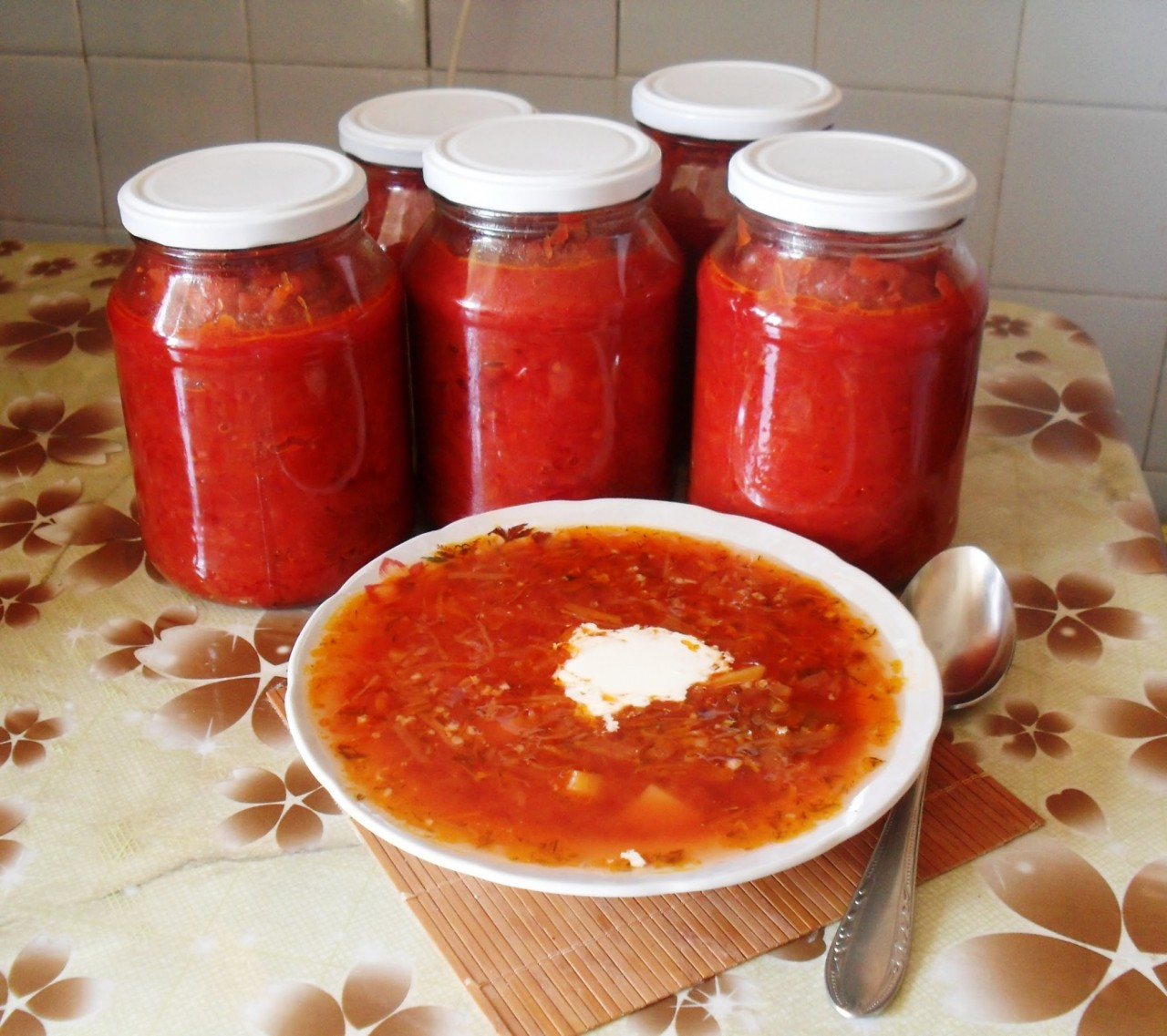 10 заправок для супа и борща на зиму. Фаршированные баклажаны Имам-Баялды