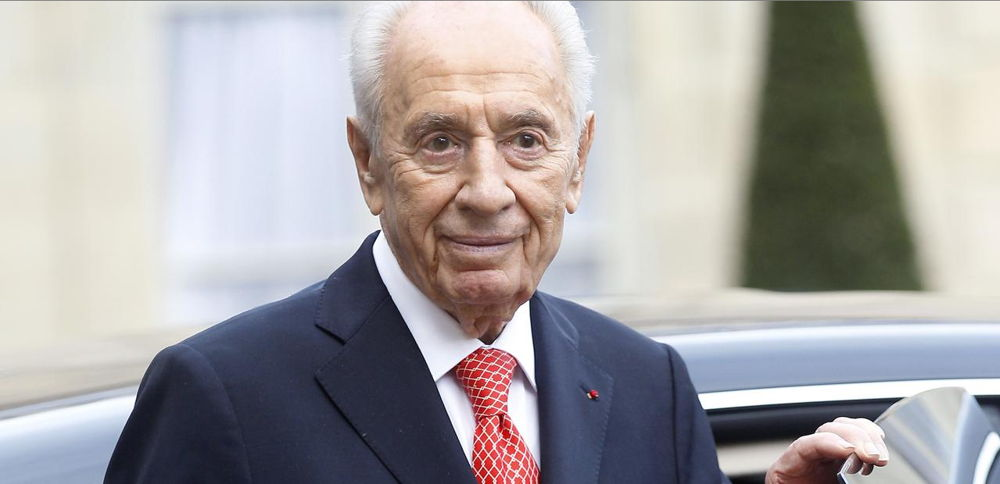 Шимон Перес, 93, о жизни, счастье и мечтах