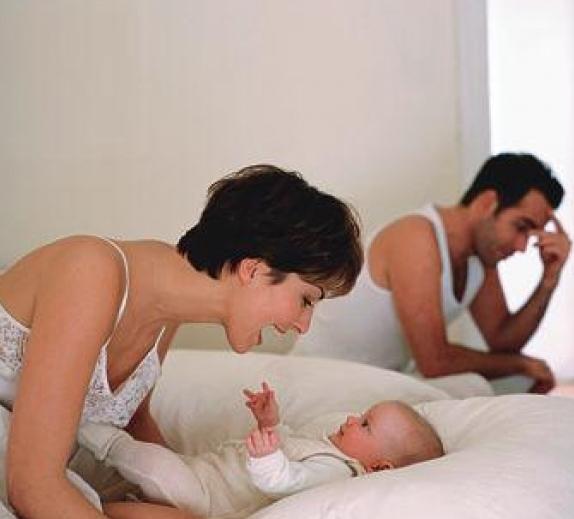 Возвращаем страсть после рождения ребенка. Полезные советы