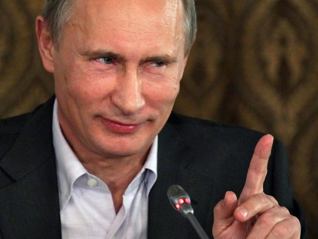 Путин восстал против мировой…