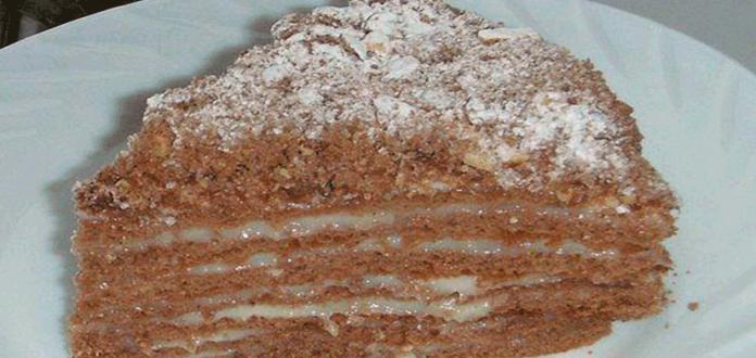 Интересный и вкусный торт «Пчёлка» — пальчики оближешь!