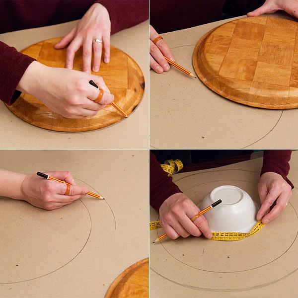 Как сделать деревянный топор 610