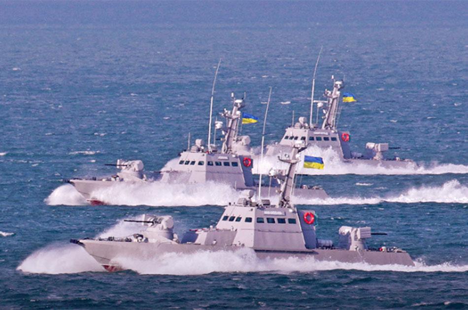 Украинские моряки хотят домой