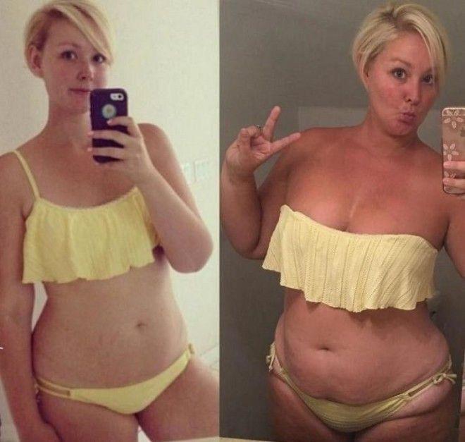 Всего одним фото она доказала миру, что похудение — не всегда путь к успеху