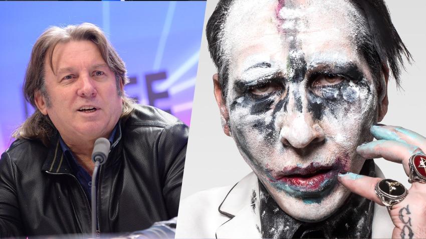 """Лоза пригрозил """"дать в морду"""" Мэнсону за высказывание о России"""