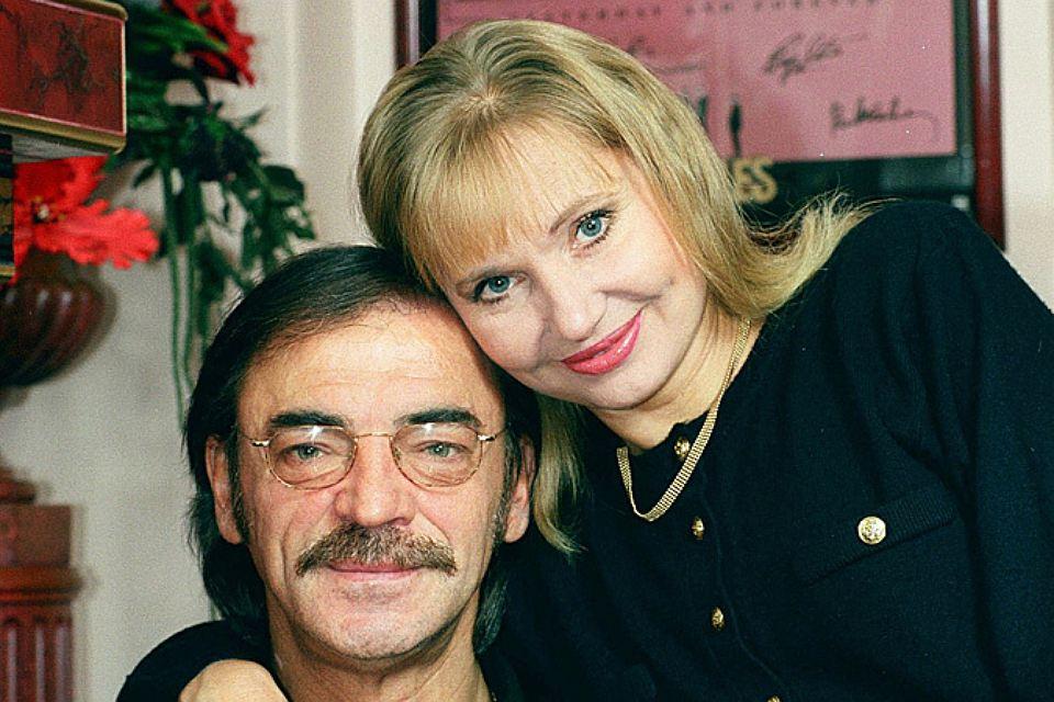 Боярский признался, что много лет назад женился по глупости