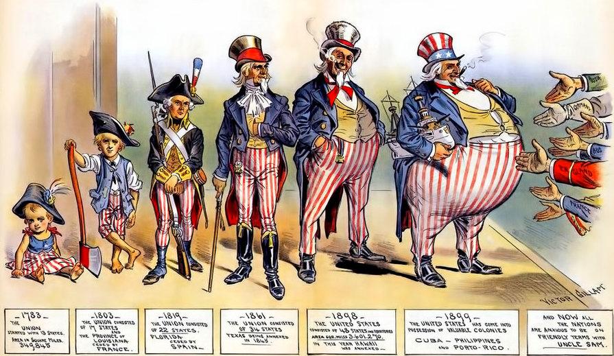 Исторические параллели, проливающие свет на современную геополитику