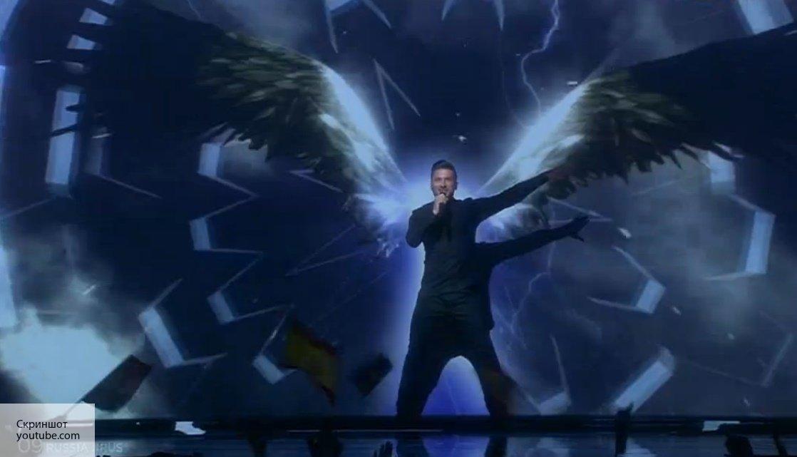 Букмекеры не рассчитывают на победу Сергея Лазарева на «Евровидении-2019»