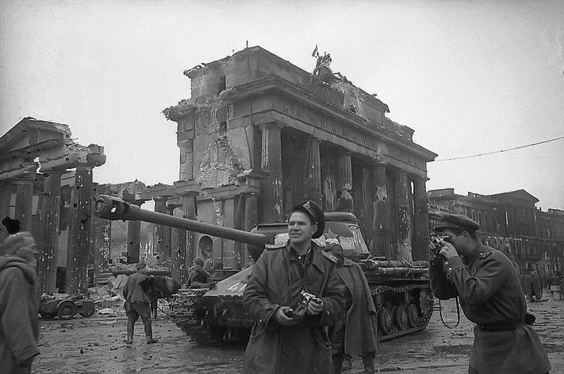 Минобороны рассекретит документы об освобождении Европы от нацизма