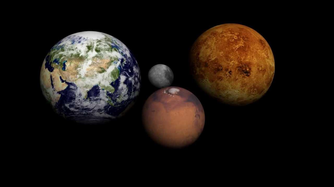 Внеземные метания NASA