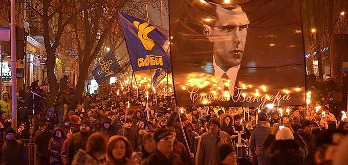 Глава Крыма: Очень скоро руководство Украины предстанет перед трибуналом за этот всемирный позор - Бандеровщину