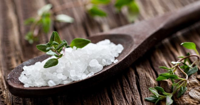 Соль для волос – лучшие рецепты для роста, укрепления и укладки волос.