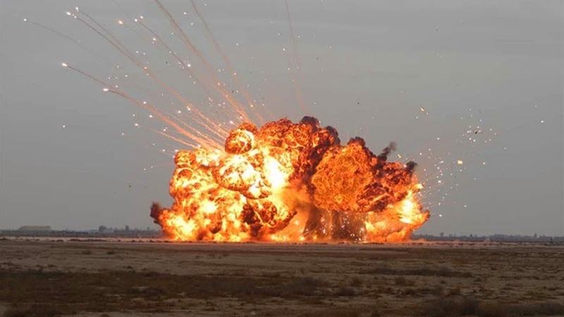 На позициях ВСУ в Авдеевке произошел мощный взрыв: есть погибшие
