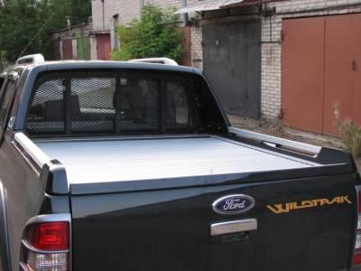 Горизонтальные рольставни для пикапов (pickup), крышка кузова на пикап.