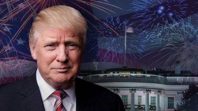 Трамп передал власть в руки населению