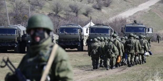 Войска в Крыму приведены в повышенную боеготовность