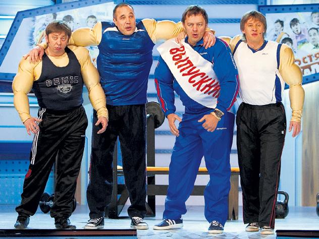 Сергей Нетиевский бросил жену с тремя детьми