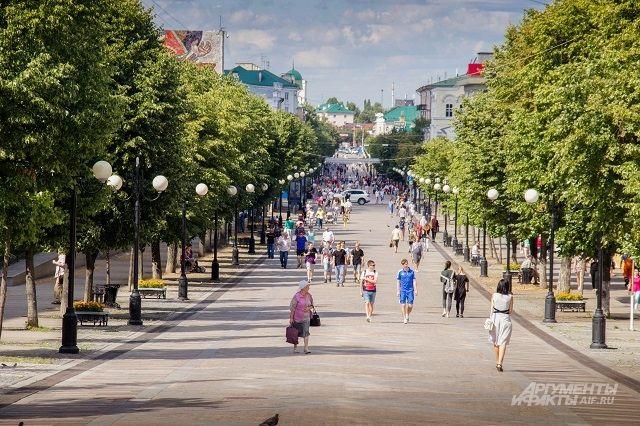 Какие улицы России признаны самыми странными?