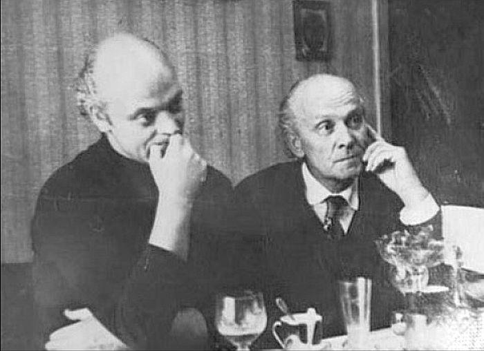 Вацлав и Владислав Дворжецкие. / Фото: www.gazeta.kharkiv.ua