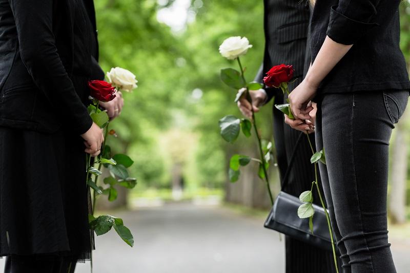 похороны традиции обряды