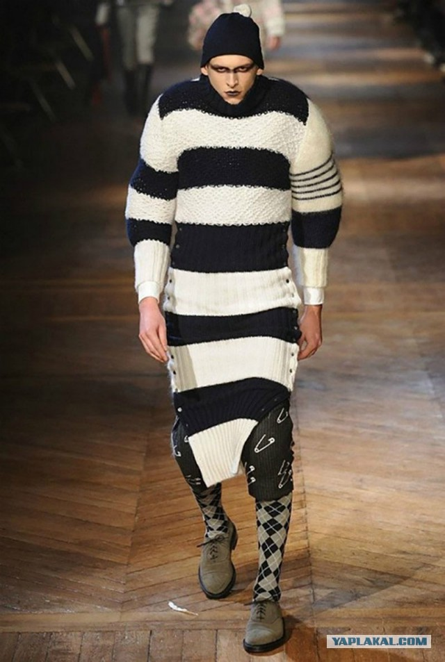 Полный Ахтунг или Неделя Высокой моды в Лондоне. 18
