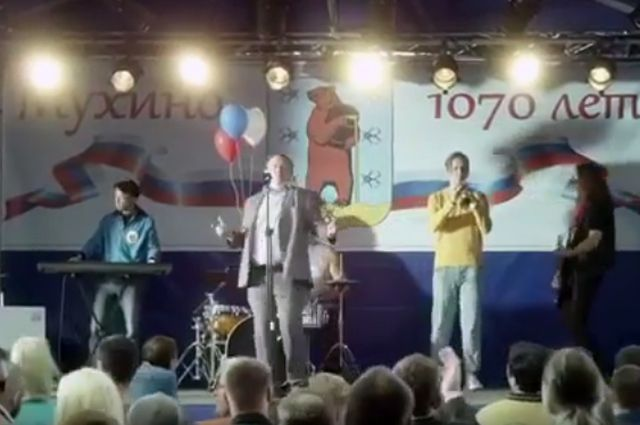 О чём новый клип Ленинграда «Кандидат»?