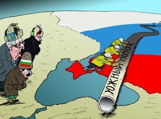 """Киев арестом активов """"Газпрома"""" ставит себе газовый мат"""
