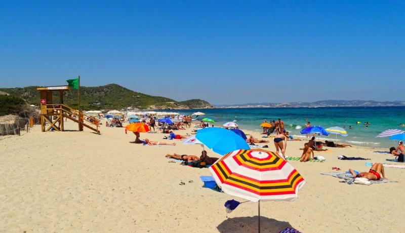 6. Es Cavallet – Ибица, Испания вокруг света, нудисты, пляж