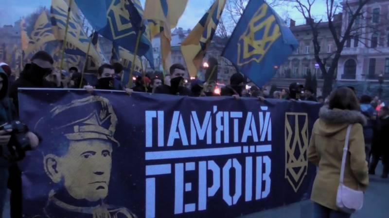 Ради героизации пособников нацизма на Украине перепишут учебники
