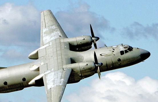Более тридцати человек погибли при крушении российского Ан-26 в Сирии
