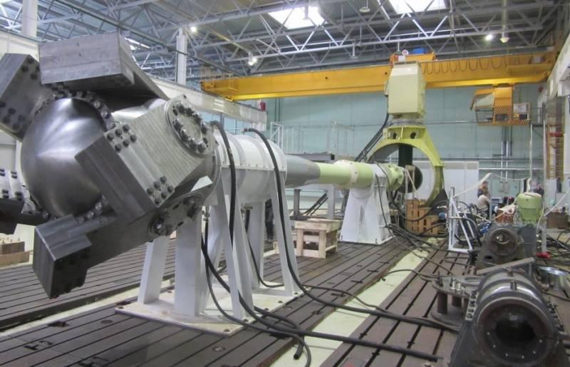 В РФ разработаны малошумные винты для надводных кораблей