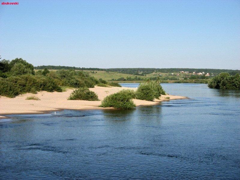 Прогулка по реке Ока ока, река, фоторепортаж