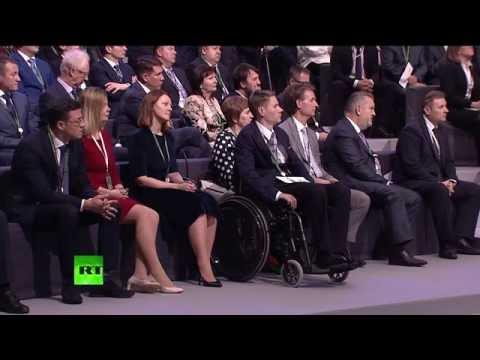 Путин предупредил о риске безработицы, вызванной развитием технологий