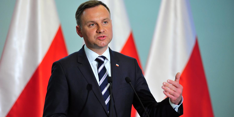 Президент Польши назвал войска США в стране залогом независимости от России