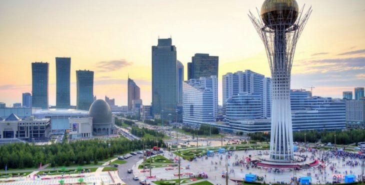 Как в Казахстане столицу переносили…