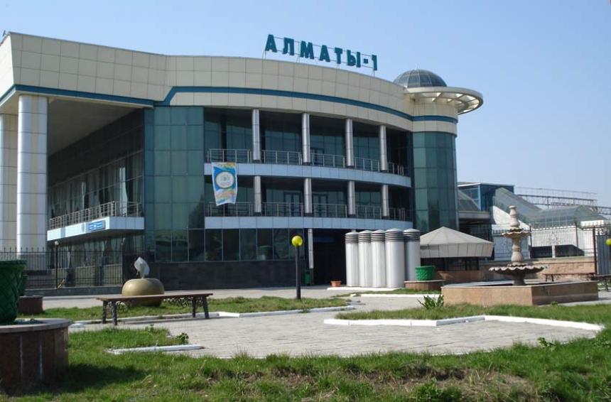 В Казахстане вводится досмотр пассажиров на железнодорожных вокзалах