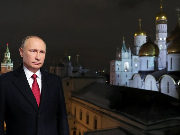 """""""Запомните этот твит"""". Путин заверил, что 2017 год будет лучше 2016-го"""