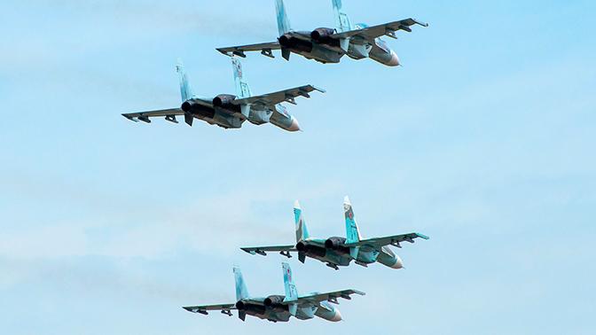 Реконструированный аэродром Севастополя принял первые истребители