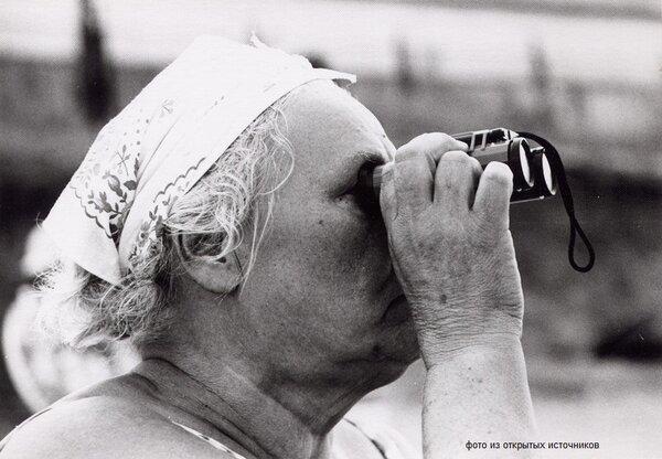 Шпионские страсти. Как бабуля вывела на чистую воду мужа внучки.