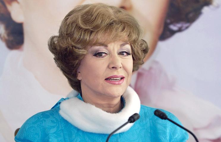 Эдита Пьеха: меня обзывали кабацкой певичкой