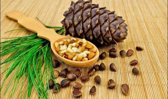 Кедровые орешки в рецептах народной медицины