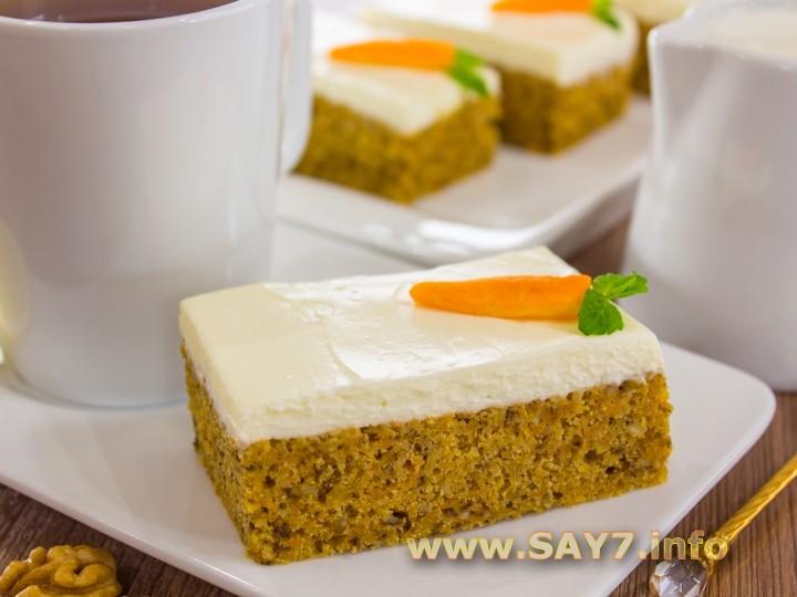 Нежные и ароматные морковные пирожные. Печёночный торт - вкусно и не сложно (подробный рецепт)
