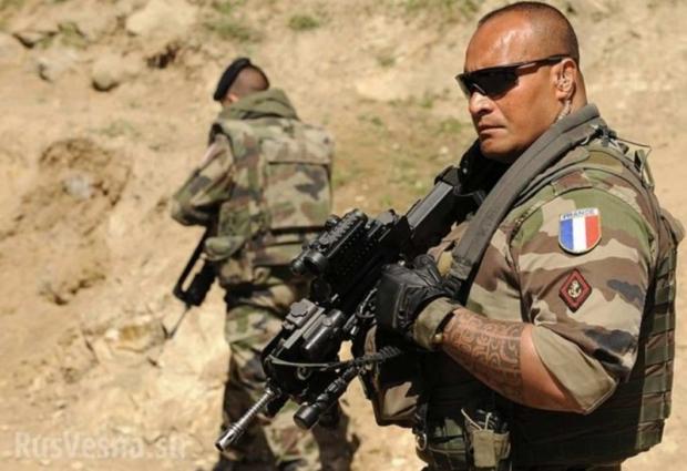Раскрыта тайна французского легиона в Сирии