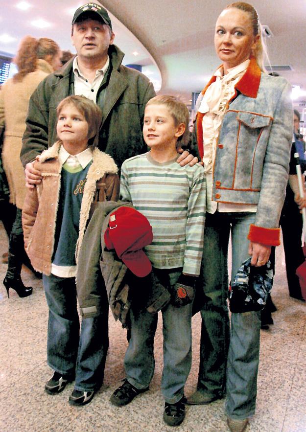 Олег Фомин биография актера, фото, личная жизнь и его семья