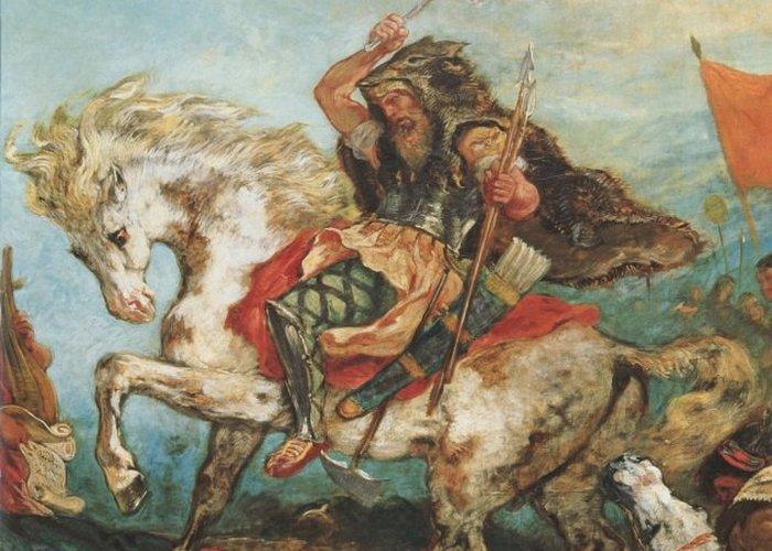 Враг Рима: Аттила./фото: listverse.com