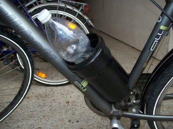 Держатель бутылки для велоси…